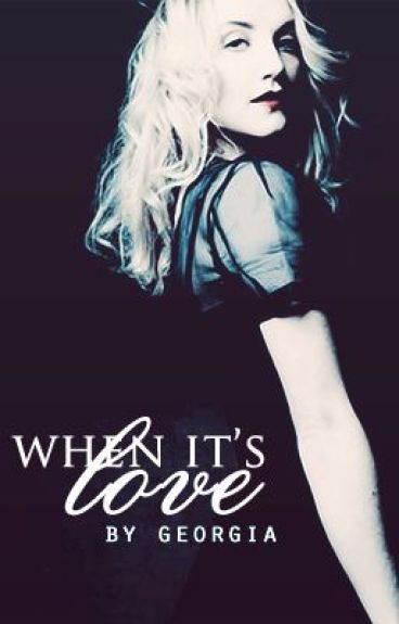 When it's Love. (Luna Lovegood/George Weasley love story)