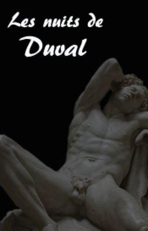 Les nuits de Duval (M/M) (Acte 1. Le jeu) by Shali-Shali