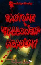 """Saotome """"Hallowen"""" Academy by aga_alana"""