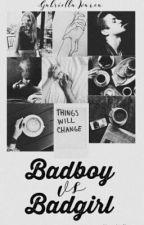 Badboy vs Badgirl by haroldark