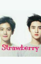 strawberry by nyonyadio