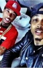 Tyga and august alsina love story boyxboy love story by Briana_loves_cash