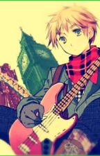 Goin' to London! (Punk!England x Tomboy!Reader) by ViidGame