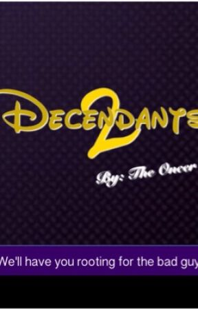 Descendants 2 by TheOncer200