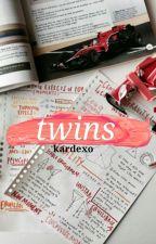 twins  • l.s • (correção) / hiatus  by forexoflowers