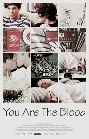 You Are The Blood ➸ {portuguese version}