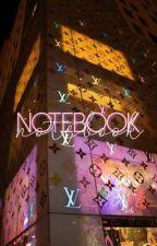 NOTEBOOK | ETHAN D. by ctrldolan