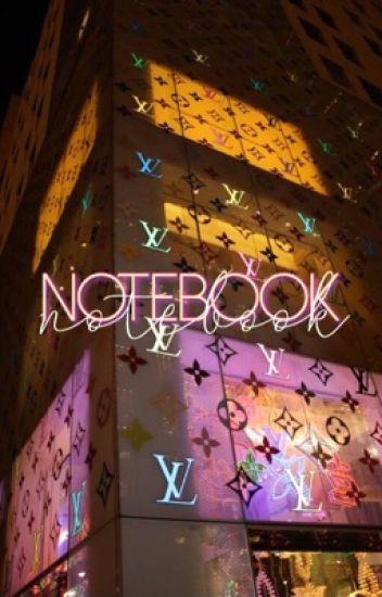 notebook ; ethan d
