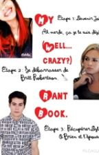 My (well...crazy?)Rant book by Queen__Lucie
