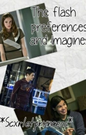 The Flash Preferences and Imagines