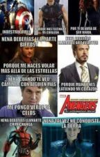 The Avengers :) Chicos #OneShots by jimenitaaa1995
