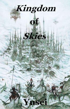 Sky Saga by YoussefChiari
