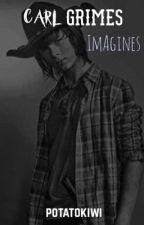 Carl Grimes Imagines (ON HOLD) by potatokiwi