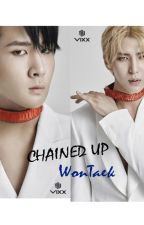 Chained Up -  WonTaek by Yueteffy
