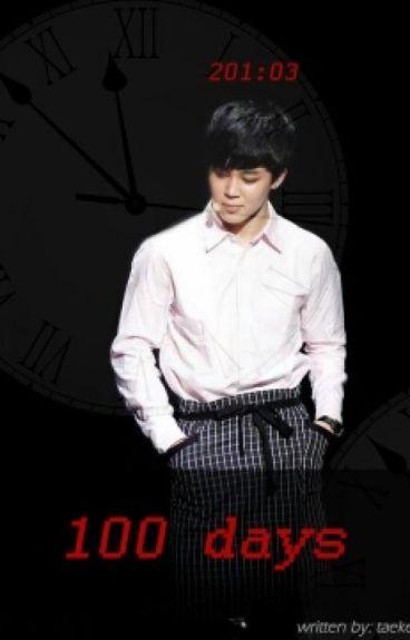 100 days ( BTS yoonmin [boyxboy])