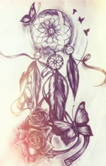 Girl With The Dreamcatcher Tattoo Angielove40 Wattpad Magnificent Dream Catchers For Girls