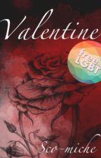 Valentine by illiterate-literate