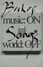 Book of Songs by cardsmenbelieber