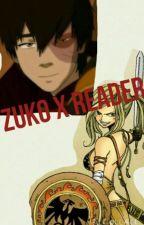 Burning ZUKO X READER by juliapadillaa