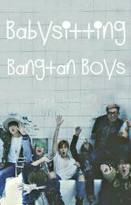 Babysitting Bangtan Boys (BTS Fanfiction) by pink_lady19