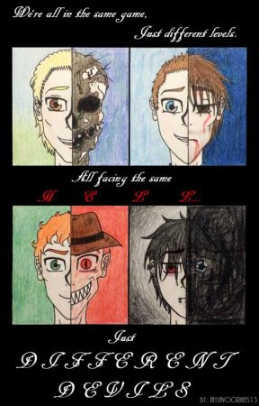 Different Devils by JaylaVoorhees13