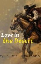 Love in the Desert by Justme_Ai