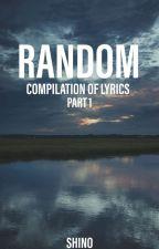 Random! by shinomatic