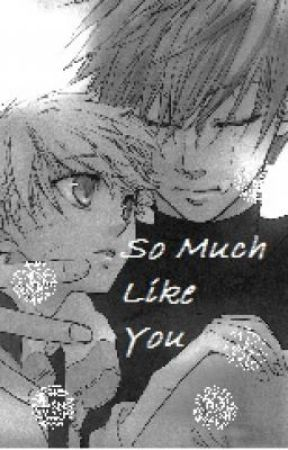 {Naruto} So Much Like You by King_Julienne