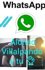 WhatsApp (Alonso Villalpando) by Shaelyns98