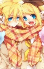 Rin X Len Love In Vocaloid City by RinXLen4eva2gether