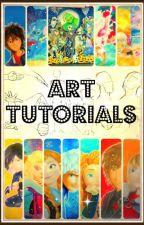 Art Tutorials by -LeAkumatizedArtist-