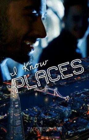 I Know Places - Ziam by zapsterpiece