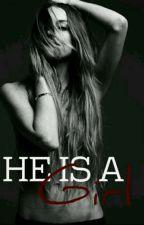 He is girl x Jis yra mergina x Z.M ✔ by _Rikezoja