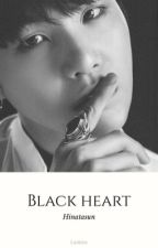 black heart ➳ lashton by dontfaraway