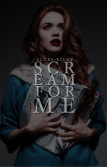Scream For Me ↠The Vampire Diaries