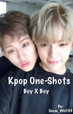 Kpop one-shots (boyxboy) by Snow_Wolf33