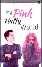 My pink fluffy world by CrazyReaderFromMars
