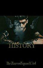 History by ZaynsZquadGirl