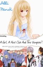 One Girl, A Host Club And Two Vampires!? (OHSHC x VK) by Alli_Pandi