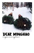 Dear Minghao || Book 1 by orgasminghao