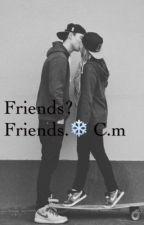 Friends? Friends❄️C.m by _Lucashugme_