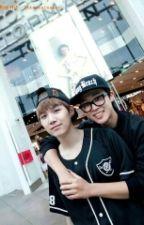 3 dias con mi hyung by Lz_Army