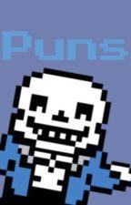 Puns ( Sans x reader ) by mettatonneo