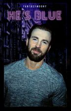 ✔|He's Blue◇Chris Evans by fantasymoony