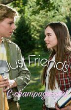 Just Friends. «Brooklyn Beckham» 》Editando《 by C-champagnegxrl
