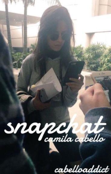 snapchat :: camila cabello