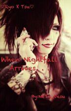『When Nightfall Arrives...』「TsuzukuXRyoga」 by NeTo_Desu