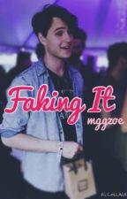 Faking It [Ezra Koenig fanfic] by mggzoe