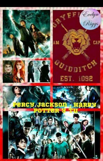 Entre Magos Y Semidioses  Percy Jackson, Harry Potter y Tu