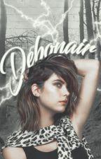 Debonair ☠ Jeremy Gilbert by ninasour